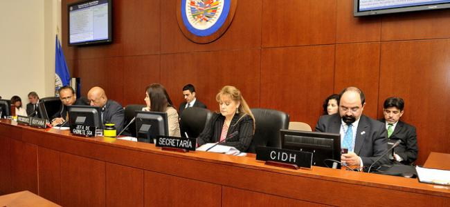 Inter American Commission on Human Rights