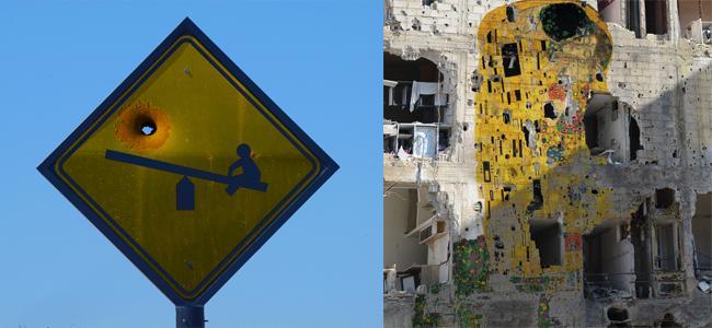 Tammam Azzam: Eid & Klimt Freedom