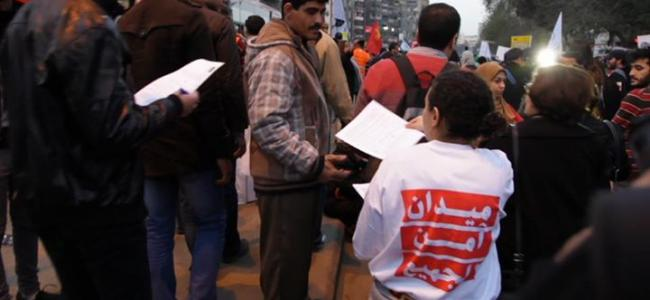 OpAntiSH volunteers at work